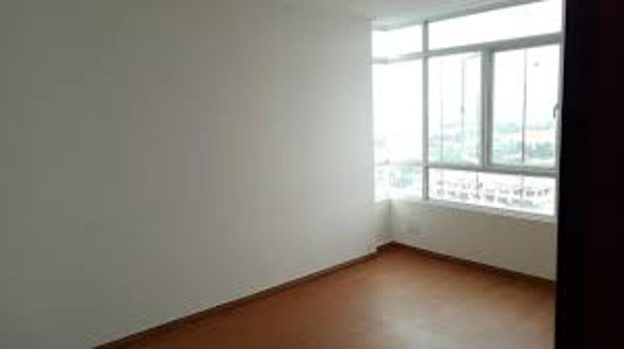 phòng ngủ căn hộ giai viêt Căn hộ Chánh Hưng Giai Việt tầng cao, cửa hướng Đông.
