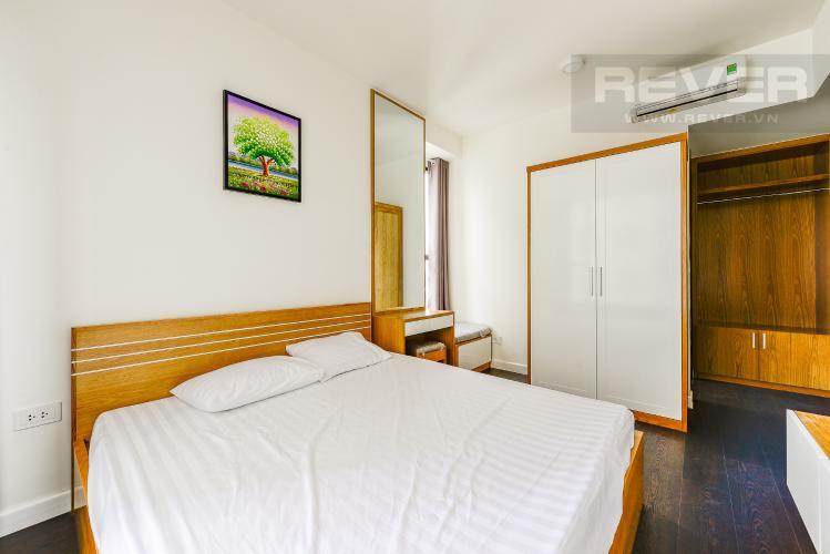 Phòng ngủ 2 Căn hộ The Tresor tầng trung, tháp TS1, 2 phòng ngủ, full nội thất