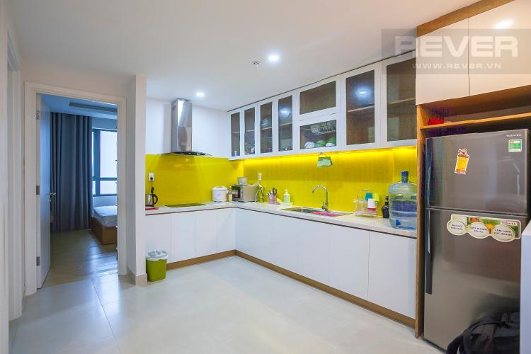 Nhà Bếp Căn hộ Masteri Thảo Điền 2 phòng ngủ tầng cao T4 nội thất đầy đủ