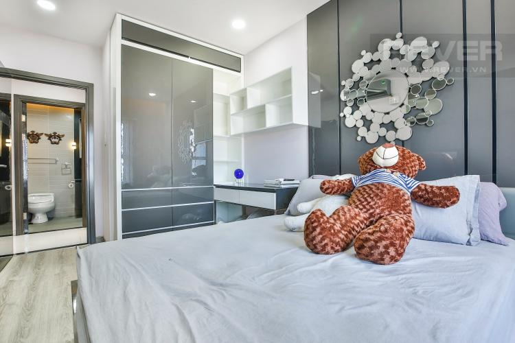 Phòng Ngủ 2 Căn hộ Sunrise City 3 phòng ngủ tầng cao X2 view đẹp, full nội thất