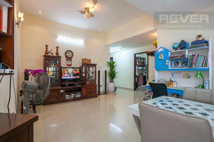 Tổng Quan Căn hộ 2 phòng ngủ chung cư Lương Định Của đầy đủ nội thất
