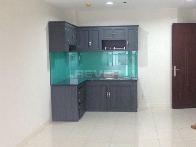 Phòng bếp căn hộ chung cư Nguyễn Kim Căn hộ chung cư Nguyễn Kim ban công Đông Nam, view nội khu.