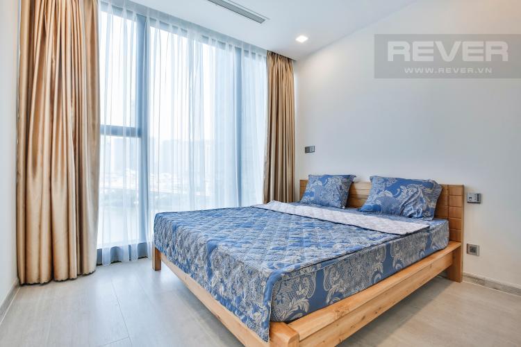 Phòng Ngủ 2 Officetel Vinhomes Golden River 2 phòng ngủ tầng thấp Aqua 3