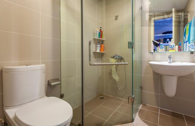Phòng Tắm Căn hộ Masteri Thảo Điền 2 phòng ngủ tầng cao T4 nội thất đầy đủ