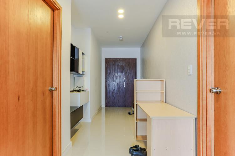 Lobby Căn hộ Sunrise City tầng trung, tháp W3, 2 phòng ngủ, full nội thất