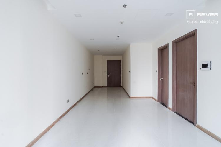 Phòng khách căn hộ VINHOMES CENTRAL PARK Cho thuê căn hộ Vinhomes Central Park 1PN, đầy đủ nội thất, ban công Đông Nam