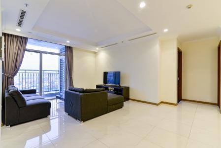 Căn hộ Vinhomes Central Park 4PN đầy đủ nội thất, view sông Sài Gòn