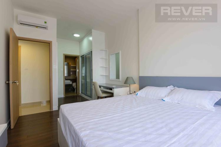 Phòng Ngủ 1 Cho thuê căn hộ The Sun Avenue 2 phòng ngủ, đầy đủ nội thất, view sông Sài Gòn