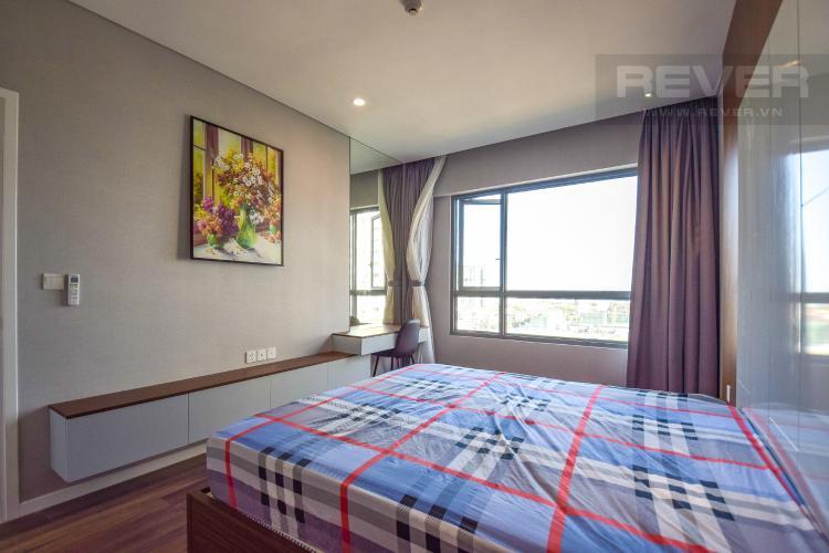 Phòng Ngủ 1 Cho thuê căn hộ Diamond Island 3PN 2WC, đầy đủ nội thất, view sông
