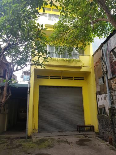 Bán nhà phố 3 tầng hẻm đường Điện Biên Phủ, không có nội thất