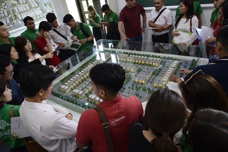 Khai trương văn phòng bán hàng dự án Everde City