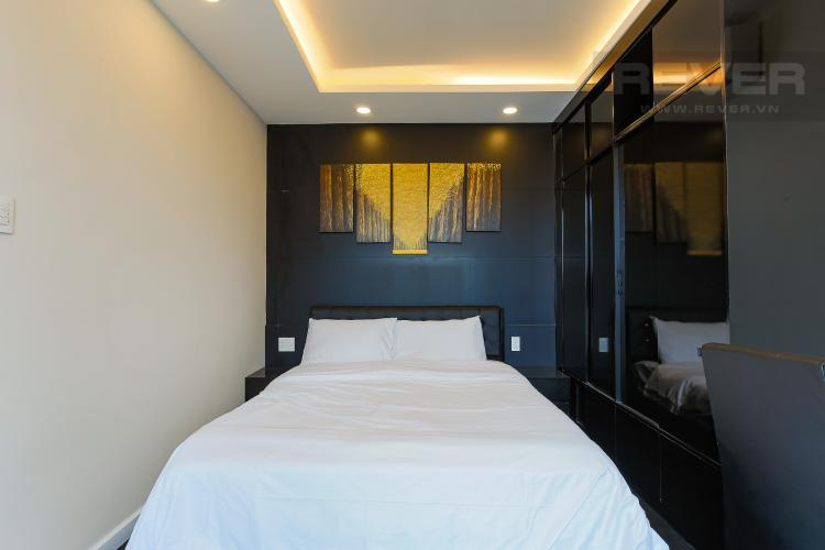 Phòng Ngủ Căn hộ dịch vụ đường Trần Quang Diệu 1 phòng ngủ diện tích 50m2