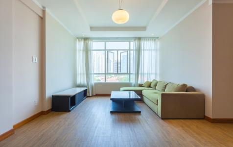Căn hộ tầng thấp Phú Hoàng Anh Quận 7 nhà trống, chưa có nội thất