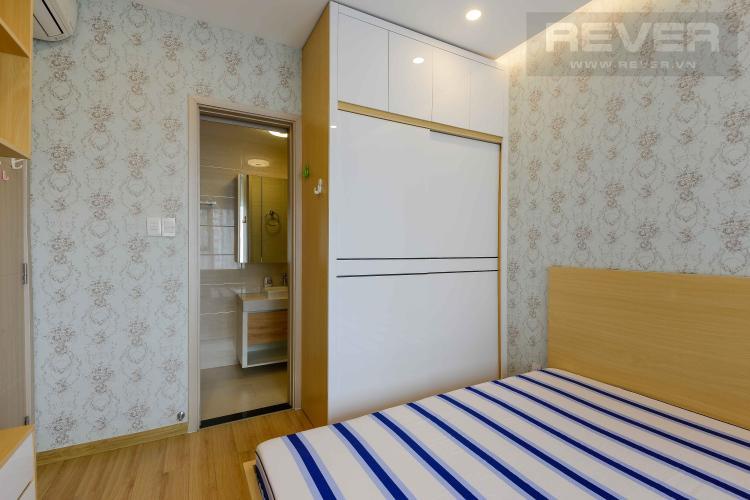 Phòng Ngủ 1 Cho thuê căn hộ New City Thủ Thiêm 2PN, tháp Babylon, đầy đủ nội thất, view hồ bơi nội khu