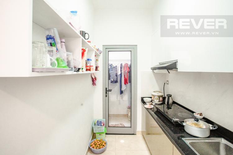 Phòng Bếp Bán căn hộ Lux Garden 2 phòng ngủ, nội thất đầy đủ, view cầu Phú Mỹ