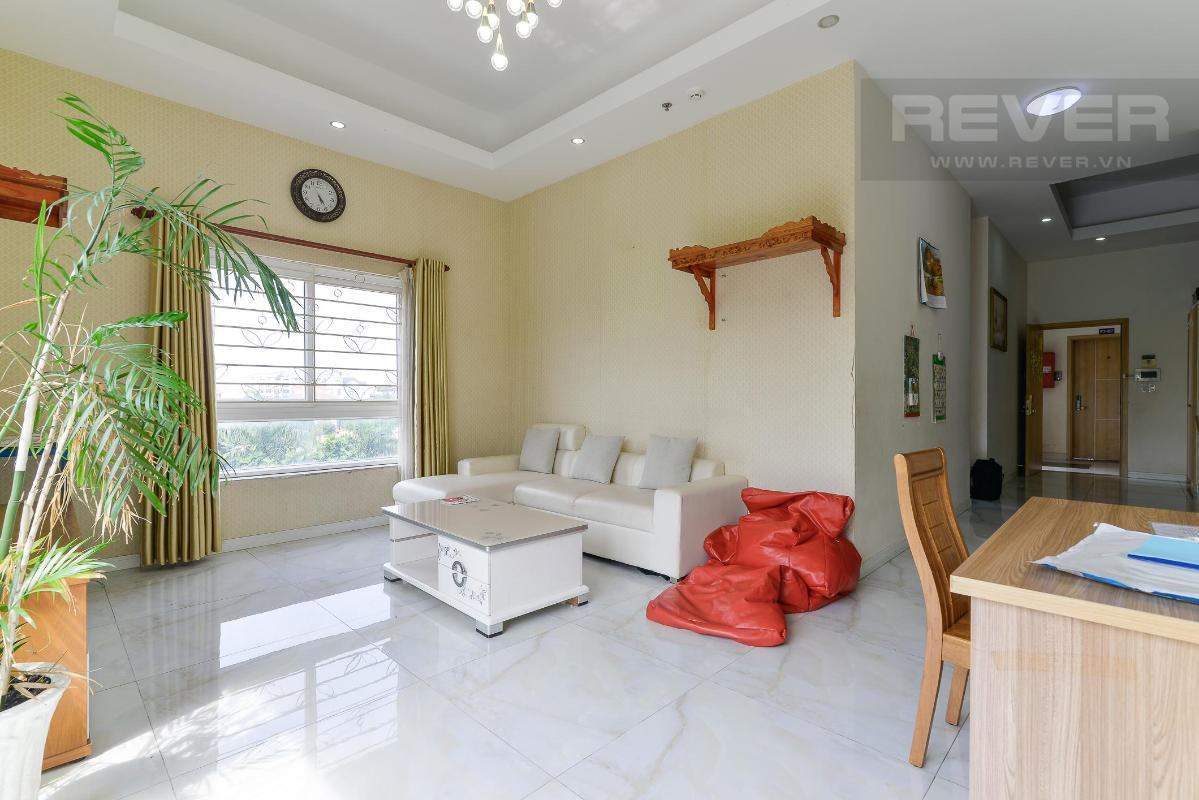 ffb7392226b5c0eb99a4 Bán căn hộ Homyland 2 tầng thấp, 3 phòng ngủ và 2 toilet, diện tích lớn 111m2
