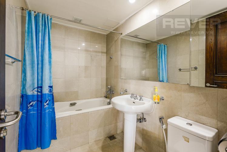 Phòng tắm 2 Penthouse The Manor 4 phòng ngủ tầng cao AW nội thất đầy đủ