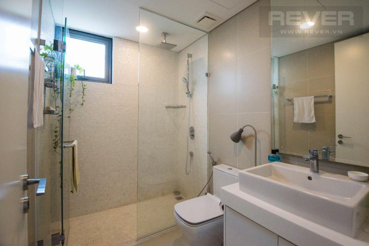 Toilet 1 Cho thuê căn hộ Gateway Thảo Điền tầng cao 2 phòng ngủ, đầy đủ nội thất, view sông đẹp