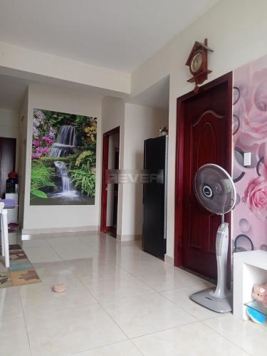 Căn hộ chung cư Zen Tower tầng 12, bàn giao đầy đủ nội thất tiện nghi.