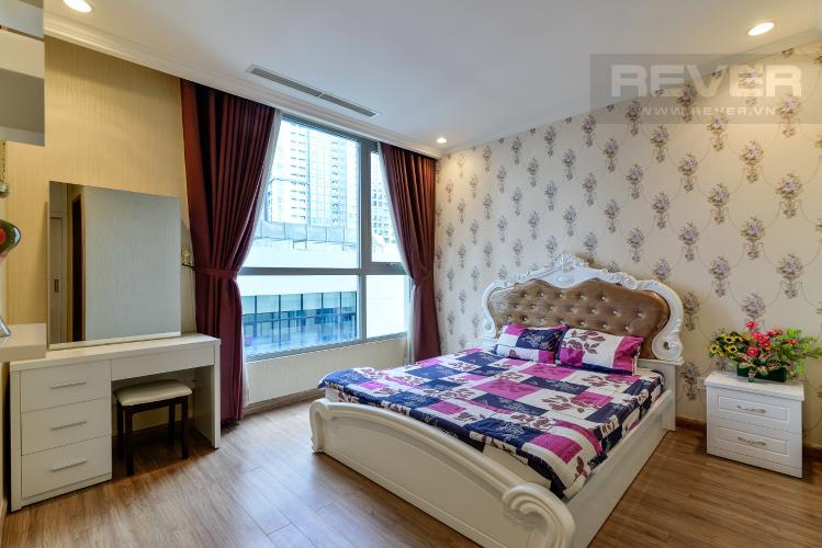 Phòng Ngủ 1 Bán căn hộ Vinhomes Central Park 2PN, tháp The Central 3, diện tích 81m2, đầy đủ nội thất cao cấp