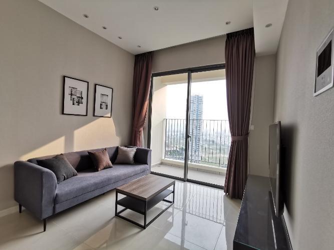 Cho thuê căn hộ Masteri An Phú 2PN, tầng 2, đầy đủ nội thất, view Thảo Điền