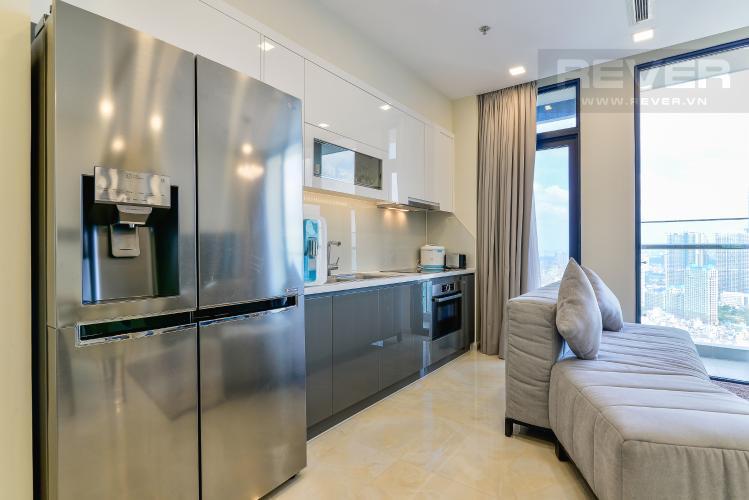 Nhà Bếp Căn hộ Vinhomes Golden River 2PN tầng cao, view đẹp, đầy đủ nội thất