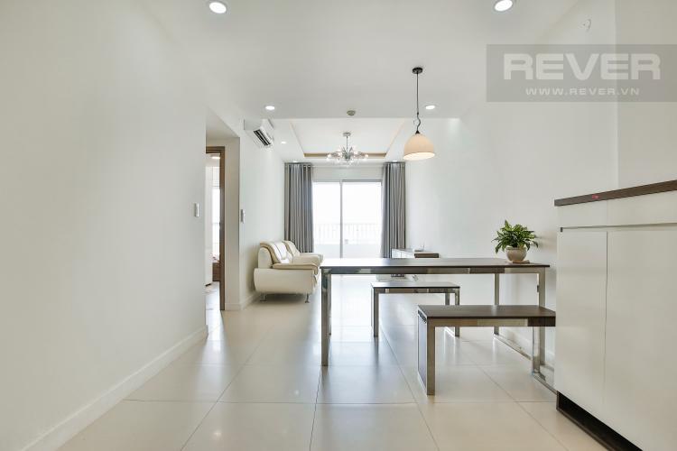 Phòng Khách Căn hộ Lexington Residence 2 phòng ngủ tầng cao LA đầy đủ nội thất