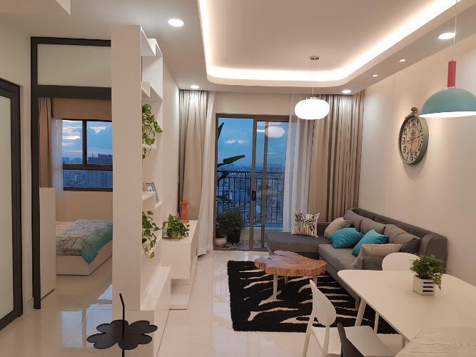 Cho thuê căn hộ Wilton Tower 2 phòng ngủ, tầng trung, đầy đủ nội thất, view thành phố
