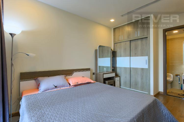 Phòng Ngủ 1 Căn hộ Vinhomes Central Park tầng thấp 2 phòng ngủ Park 6