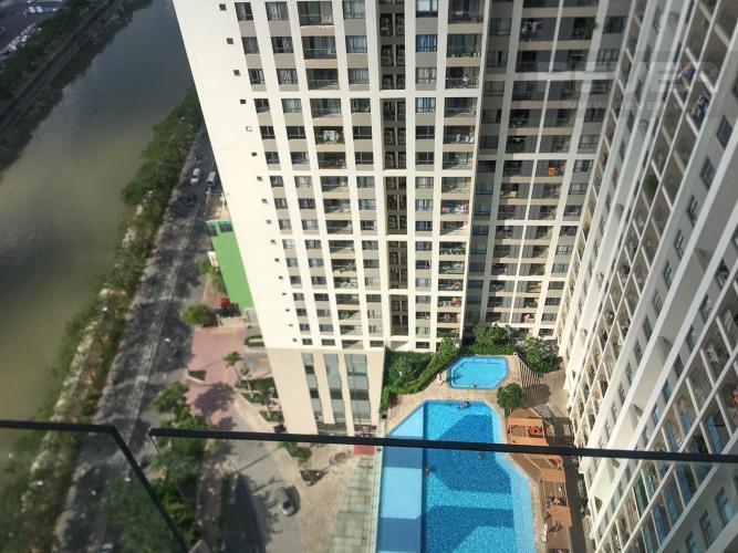 View Bán căn hộ The Gold View 2PN, tầng cao, diện tích 80m2, view kênh Bến Nghé và thành phố