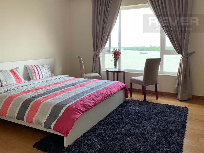 Phòng Ngủ 2 Cho thuê căn hộ Diamond Island - Đảo Kim Cương 2PN, tháp Brilliant, đầy đủ nội thất, view sông thoáng mát