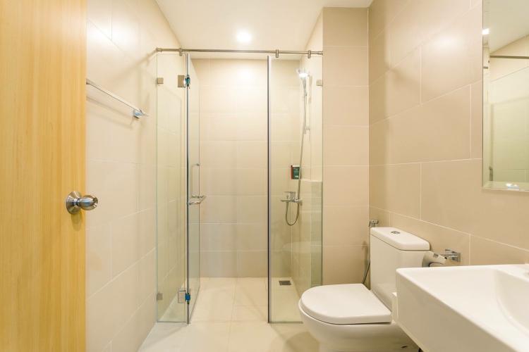 wc căn hộ 3 phòng ngủ an gia riverside Căn hộ An Gia Riverside tầng trung, view thành phố sầm uất.