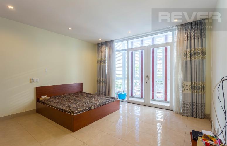 Phòng Ngủ 1 Cho thuê nhà phố An Phú, Quận 2 3PN đầy đủ nội thất