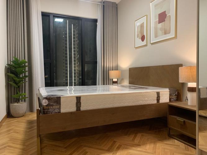 Phòng ngủ Feliz En Vista Căn hộ Feliz En Vista nội thất cơ bản, view nội khu.