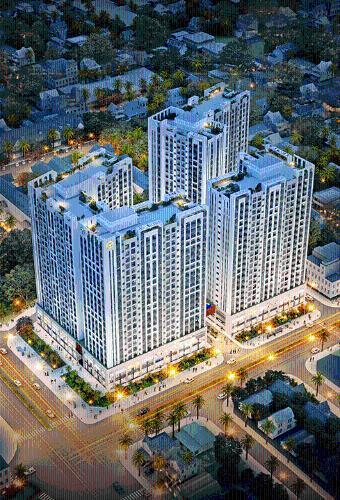 Richstar, Tân Phú Căn hộ Richstar tầng thấp, ban công hướng Nam, view thành phố.