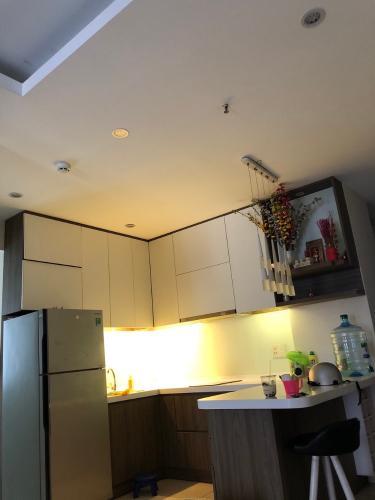 Phòng bếp Thái An Apartment, Quận 12 Căn hộ Thái An Apartment hướng Đông, nội thất đầy đủ.