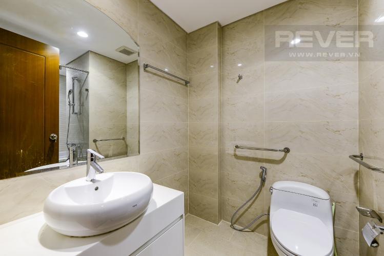 Phòng tắm 1 Căn góc Vinhomes Central Park 4 phòng ngủ tầng thấp Landmark 1