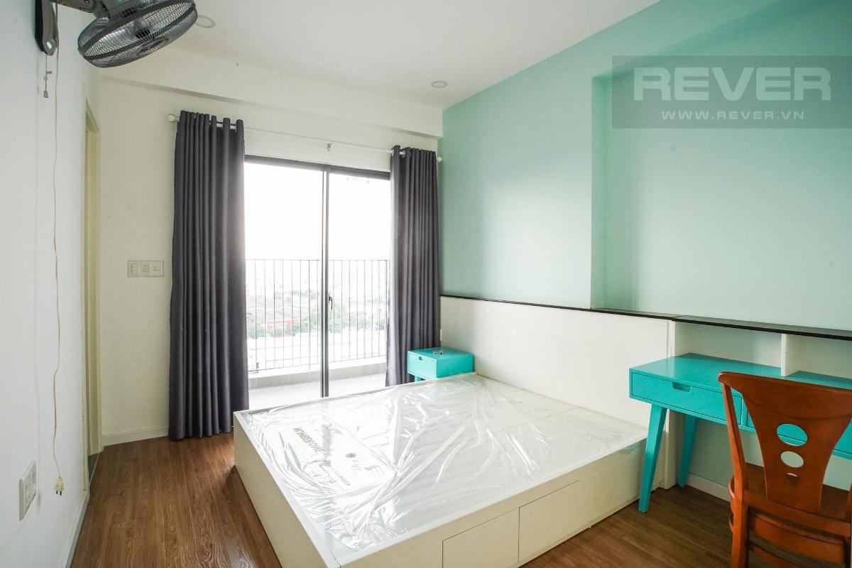 ban công phòng master Cho thuê căn hộ M-One Nam Sài Gòn 3PN, tầng 9, tháp T1, đầy đủ nội thất, view thoáng