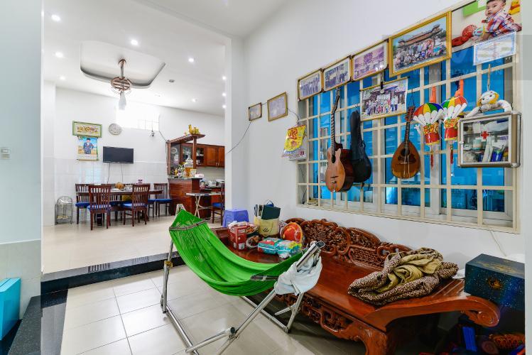Khu Vực Bếp Bán nhà phố 5 phòng ngủ tại Thảo Điền Quận 2, diện tích 173 m2, đầy đủ nội thất