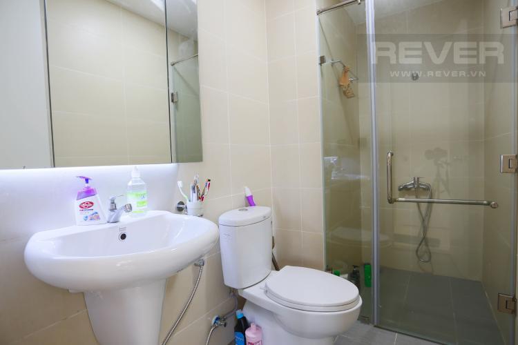 Phòng Tắm 2 Căn hộ M-One Nam Sài Gòn 2 phòng ngủ tầng cao T2 hướng Tây Nam