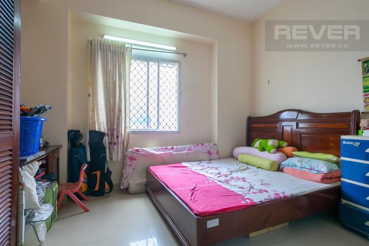 Phòng Ngủ 1 Căn hộ 2 phòng ngủ chung cư Lương Định Của đầy đủ nội thất