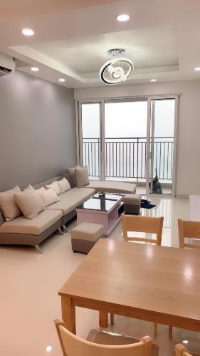 Căn hộ 3 phòng ngủ Sunrise CityView đầy đủ nội thất