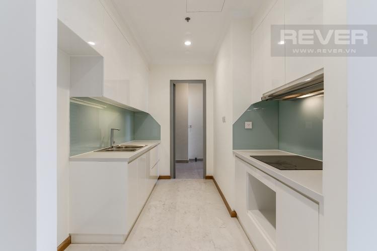 Nhà Bếp Cho thuê căn hộ Vinhomes Central Park tầng cao, 3PN rộng rãi, view nội khu