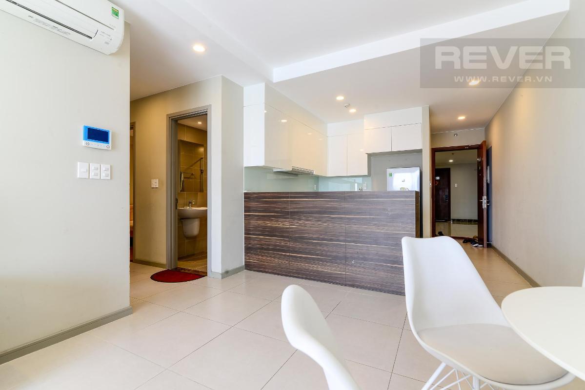 5 Bán hoặc cho thuê căn hộ The Gold View tầng trung, diện tích 80m2, đầy đủ nội thất, view thành phố