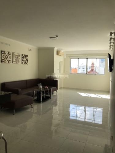 Phòng khách Central Garden Quận 1 Bán căn hộ Central Garden trung tâm Quận 1, nội thất đầy đủ.