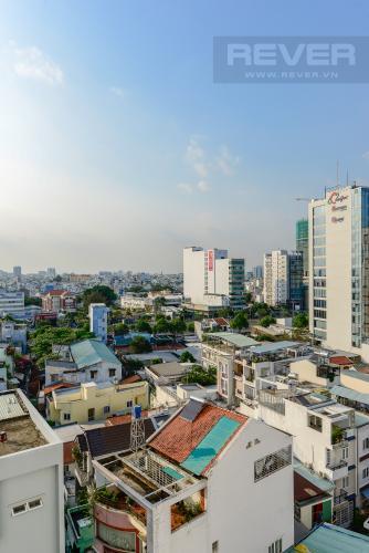 View Căn hộ Chung cư SGC 2 phòng ngủ, đầy đủ nội thất