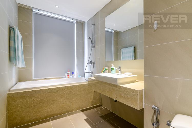Phòng Tắm 2 Cho thuê căn hộ Đảo Kim Cương 2PN tầng trung tháp Bora Bora, đầy đủ nội thất, view sông yên tĩnh
