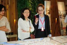 Cập nhật hình ảnh sự kiện ra mắt giới hạn tháp Canary - dự án Đảo Kim Cương