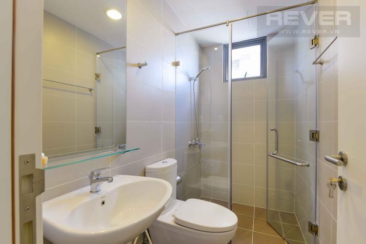 Toilet 2 Cho thuê căn hộ Masteri Thảo Điền 2PN, tầng cao, tháp T4, đầy đủ nội thất