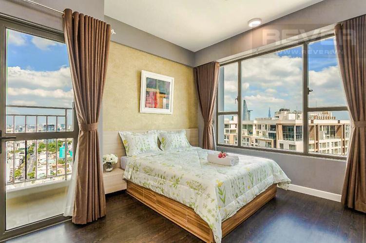 Phòng Ngủ 3 Bán căn hộ RiverGate Residence hướng Đông Bắc, 114m2, view thành phố